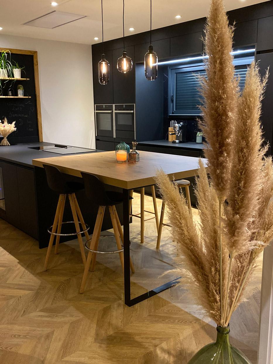 Aménagement de cuisine In Concept Castres