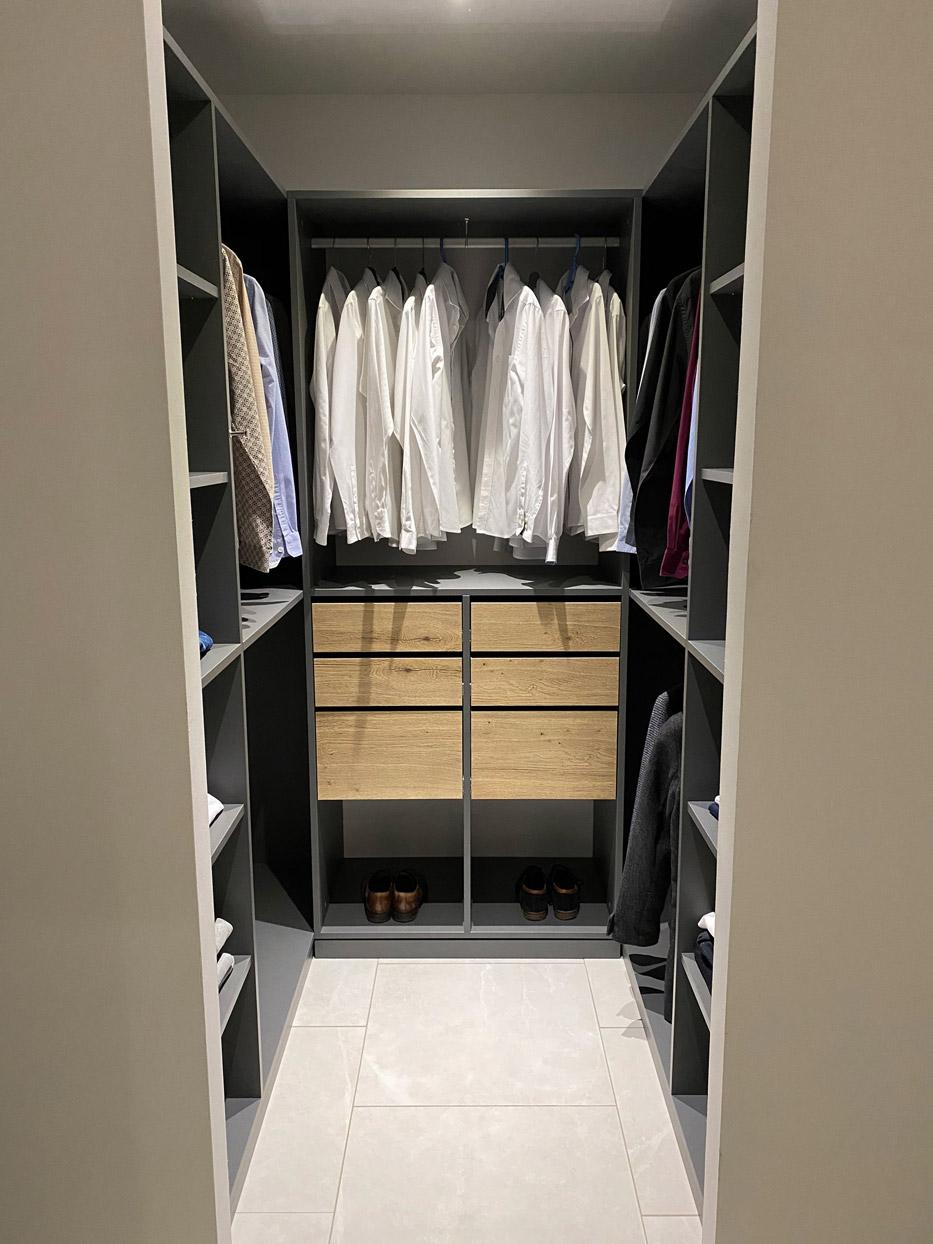 Aménagement de dressing In Concept Castres