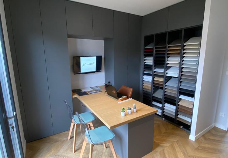 In'Concept - Aménagement d'interieur à Castres - Cuisine, Salle de bain, dressing, Meubles sur mesure